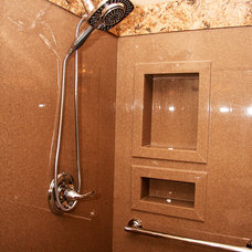 Traditional Bathroom by J.T. McDermott Remodeling
