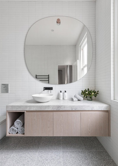 Contemporary Bathroom by Beirin Projects