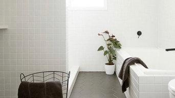 Curb less shower