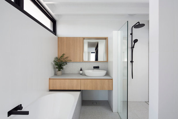 Contemporary Bathroom by Watershed Design