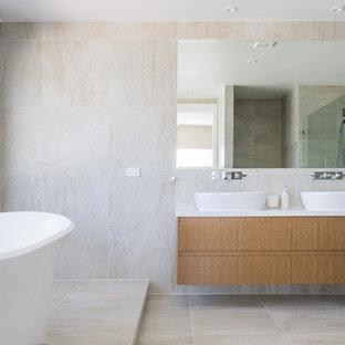 Foton och badrumsinspiration för mycket stora skandinaviska badrum fa3c58ab6be65
