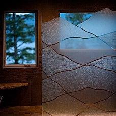 Contemporary Bathroom by Taylored Interior Design & Construction