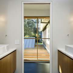 contemporary bathroom by Arcanum Architecture
