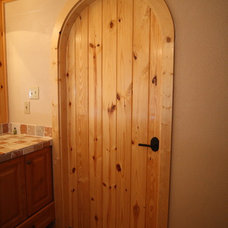 Traditional Bathroom by Acme Doors