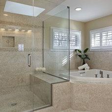 Contemporary Bathroom by LA Design Build