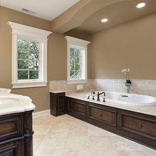 Traditional Bathroom by LA Design Build