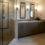 Clairemont whole house renovation contemporary - Bathroom renovation order of trades ...