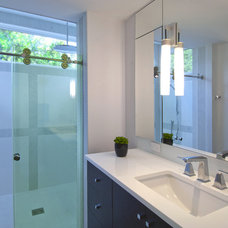 Contemporary Bathroom by TriplePoint Design Build