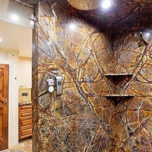 Custom Bathroom/steamshower
