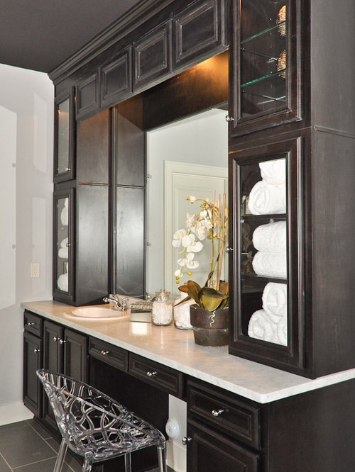 Custom Bathroom Vanity custom bathroom vanity | houzz