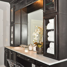 Traditional Bathroom by Signature Homes