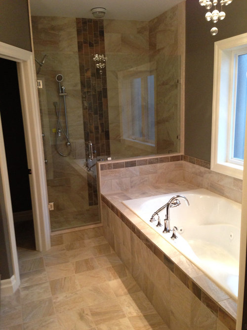 Custom Bathroom Shower Ideas, Pictures, Remodel And Decor
