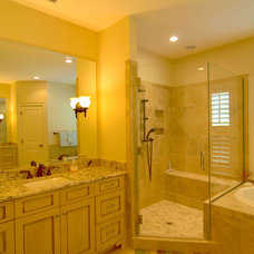 Traditional Bathroom by Seamar Construction Group