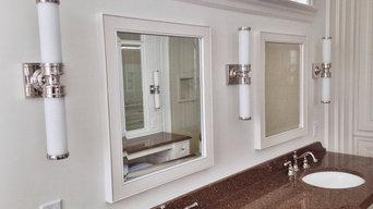 Custom Beveled Mirrors