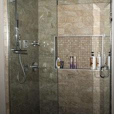 Modern Bathroom by Bengel Custom Homes