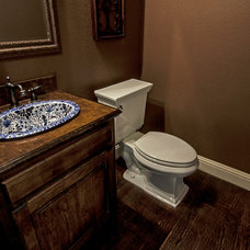 Traditional Bathroom by Pierce Remodeling Group