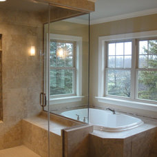 Contemporary Bathroom by Otero Signature Homes