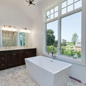 Custom Built Spec Home with Amazing Detail