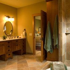 Craftsman Bathroom by Nor-Son, Inc.