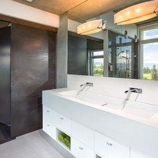 Contemporary Bathroom by VC Decor