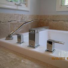 Contemporary Bathroom by DE'COR'EM HOME IMPROVEMENT LLC.