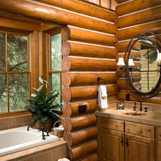Traditional Bathroom by Rocky Mountain Direct