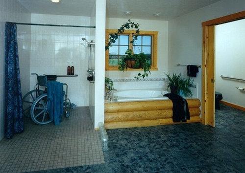 turquoise pioneer log homes bathroom design ideas renovations