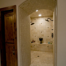 Traditional Bathroom by Robl Construction Inc.