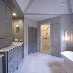 contemporary bathroom by Fitzgerald Construction