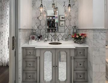 Custom Home Bathrooms by Fratantoni Luxury Estates!