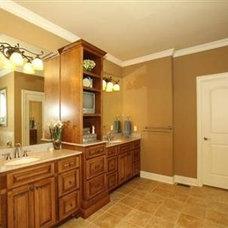 Traditional Bathroom by Clayton Douglas Homes, LTD