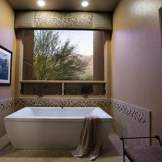 Contemporary Bathroom by Designlines