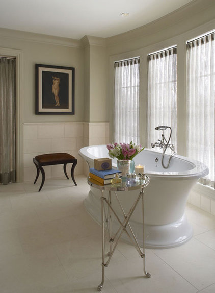 Traditional Bathroom by CBI Design Professionals, Inc.