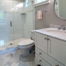 Traditional Bathroom by Artisan Home Crafters