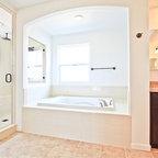 Master Bath Retreat Traditional Bathroom Seattle