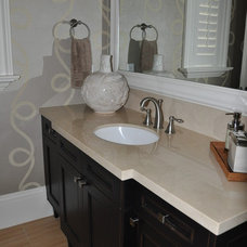 Traditional Bathroom by Albanese Builders
