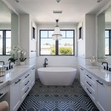 Custom Home - Newport Beach, CA