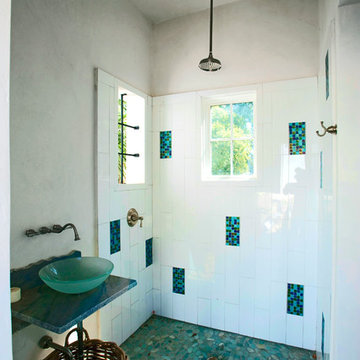 Custom Home: Private Rd. AH I San Antonio, Texas
