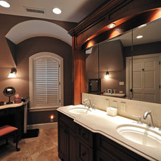 Traditional Bathroom by Cobb Hill Construction