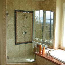 Mediterranean Bathroom by Phoenix Contractors, Inc.