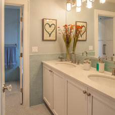 Traditional Bathroom by Stone Creek Builders