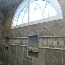 Traditional Bathroom by First Choice Custom Homes
