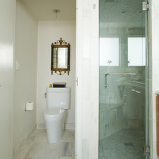 Contemporary Bathroom by Erdreich Architecture, P.C.