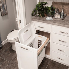Traditional Bathroom by Legacy Crafted Cabinets