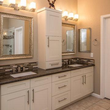 Custom Master Bathroom Remodel Scottsdale