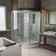 Contemporary Bathroom by Craig Sharp Homes