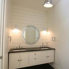 Contemporary Bathroom by Distinctive Wood Crafts