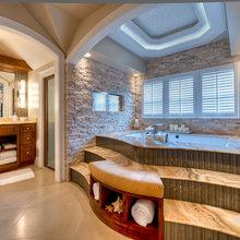 Dominion Granite's Ideas for Beautiful Bathrooms