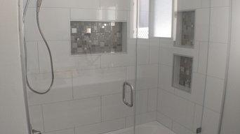 Custom Shower Door Gallery