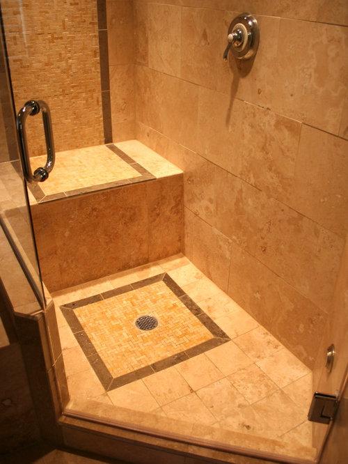 Contemporary eco friendly corner shower design ideas for Eco friendly bathroom design ideas